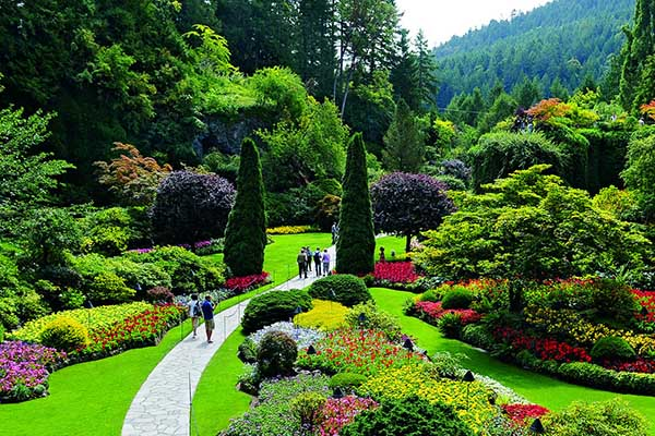 The Butchart Gardens Canada
