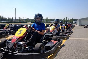 SRA Karting international